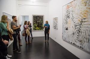 Exploring a work by Nik Nowak @ gallery Alexander Levy