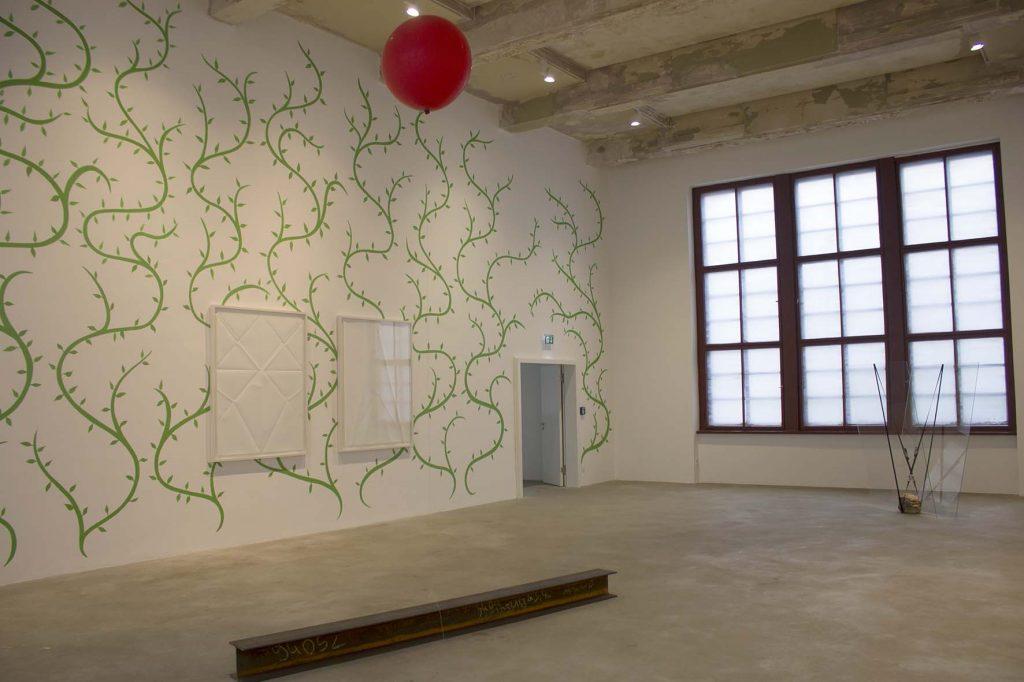 Galerie Michael Fuchs, overview