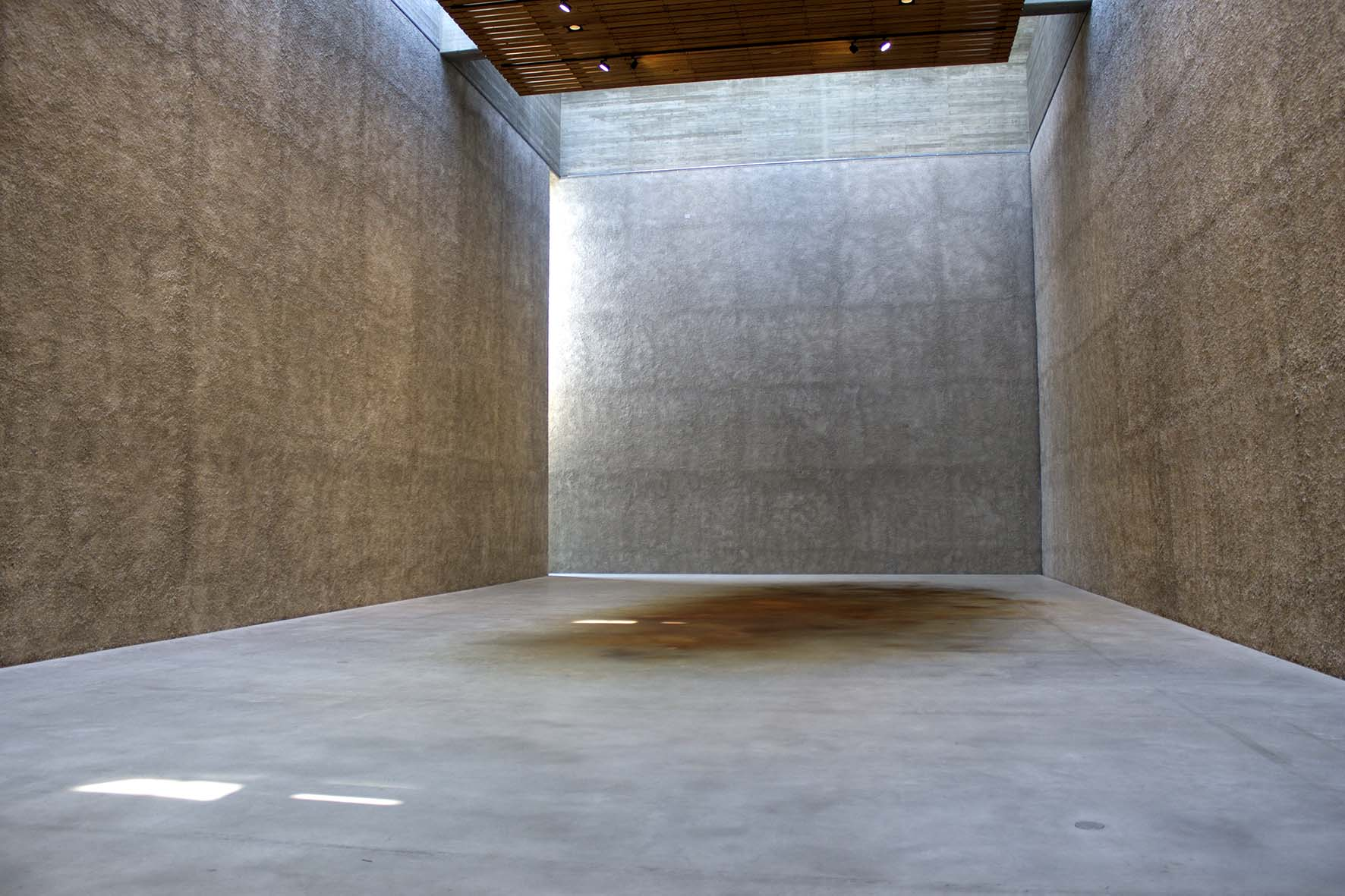 Daniel Turner, Particle Processed Cafeteria @König Galerie