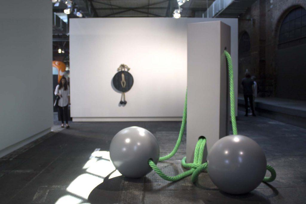 Eva Grubbinger @Galerie Tobias Naehring