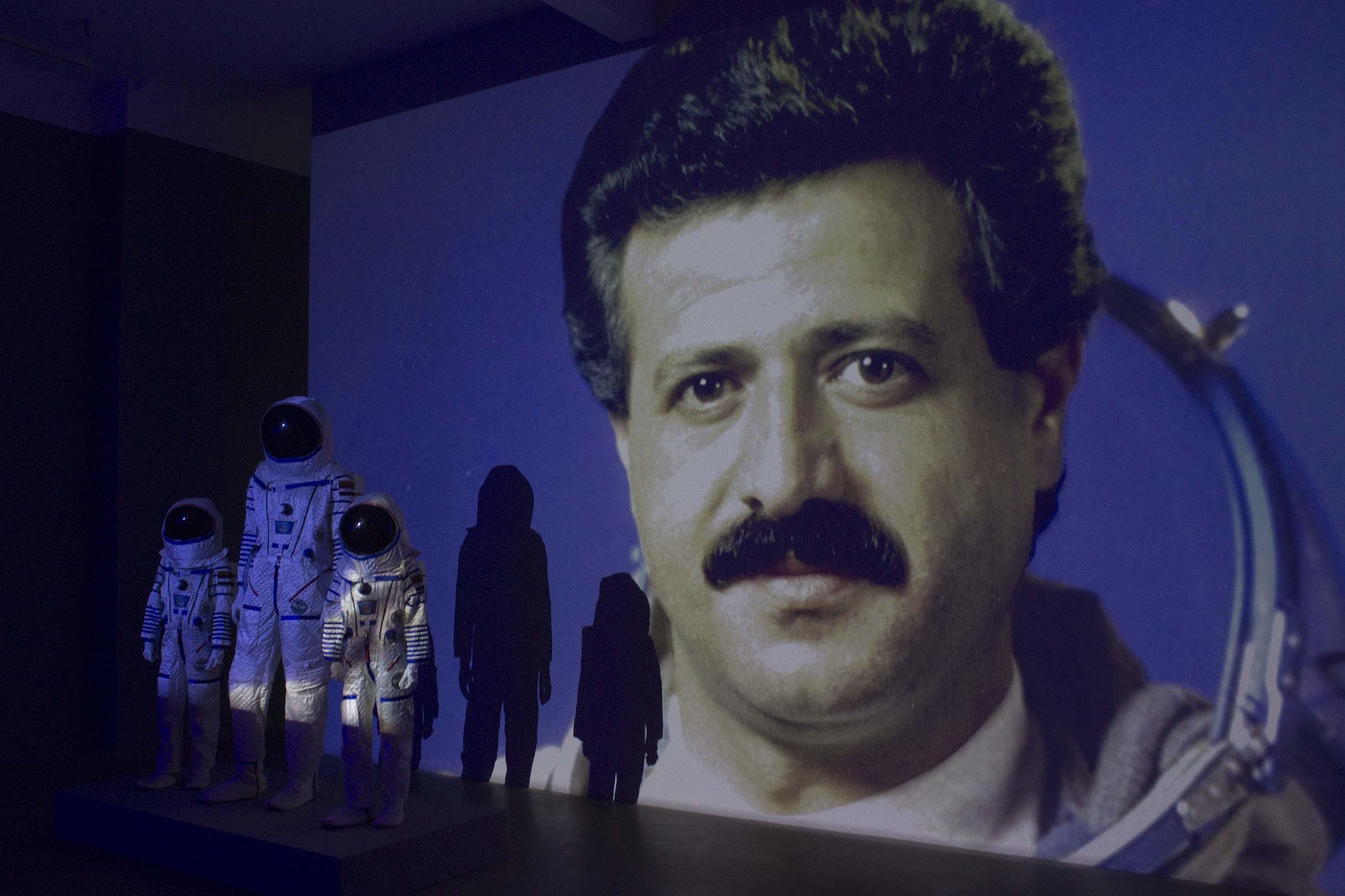 Halil Attendere, Space Refugee @Neuer Berliner Kunstverein
