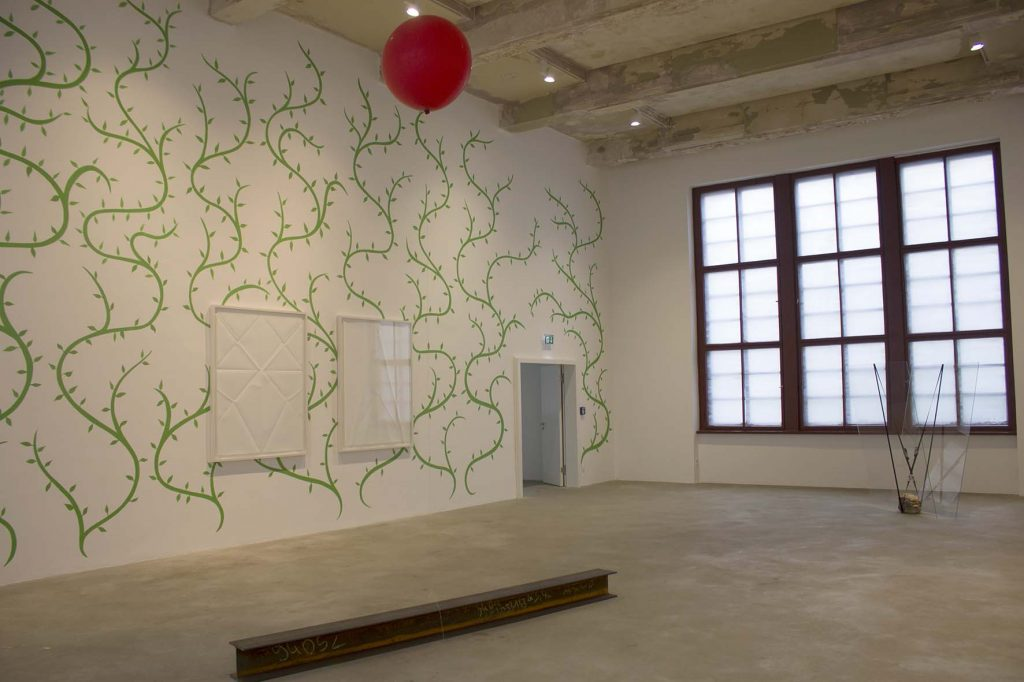 Galerie Michael Fuchs, overview