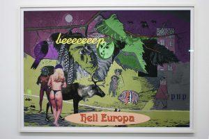 Alfred Oehlen @Galerie Neu